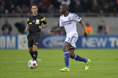 Ramires of Chelsea London Stock Photos