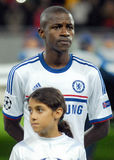 Ramires of Chelsea Royalty Free Stock Photos