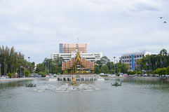 Ramkhamhaeng University Royalty Free Stock Photos