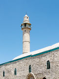 Ramla The Great Mosque 2007. The building of Great Mosque in Ramla, Israel royalty free stock photos