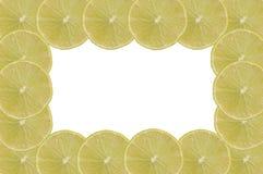 ramlimefrukt Royaltyfria Bilder