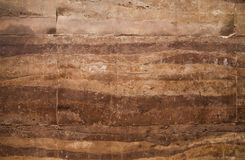 Rammad jord Arkivbild