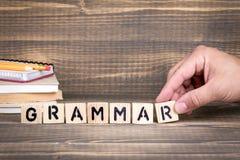 Rammar Sprach-, Wissens- und SelbstBildungskonzept lizenzfreies stockbild
