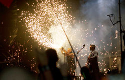 Rammstein Fotografia Stock Libera da Diritti