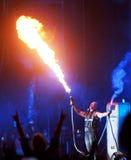 Rammstein Fotografie Stock Libere da Diritti
