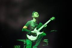 Rammstein concert Stock Photo