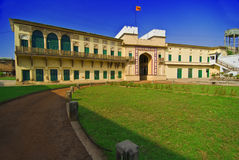 Ramnagar Fort Varanasi Stock Photos