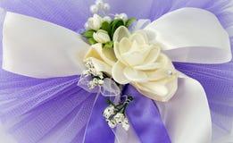 Ramo colorido de la boda hermosa para Foto de archivo