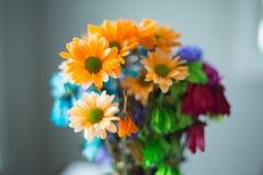 Ramo colorido de la flor Foto de archivo libre de regalías