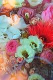 Ramo colorido hermoso de la boda imágenes de archivo libres de regalías