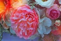 Ramo colorido hermoso de la boda imagenes de archivo