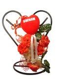 Ramo de amor Imágenes de archivo libres de regalías