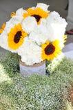 Ramo de flores foto de archivo libre de regalías