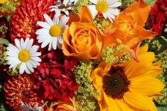Ramo de flores Fotografía de archivo libre de regalías