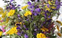 Ramo de flores Fotografía de archivo