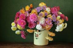 Ramo de flores del otoño Imagenes de archivo