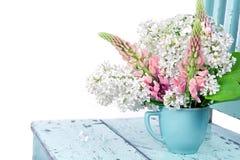 Ramo de flores del resorte Imagen de archivo