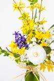 Ramo de flores del resorte Imágenes de archivo libres de regalías