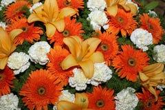 Ramo de flores del verano Fotografía de archivo