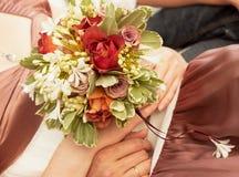 Ramo de la boda. fotos de archivo libres de regalías