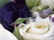 Ramo de la boda Imágenes de archivo libres de regalías