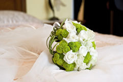 Ramo de la boda Fotos de archivo libres de regalías