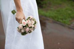 Ramo de la boda Fotografía de archivo libre de regalías
