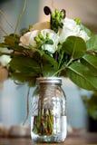Ramo de la boda de flores imagenes de archivo