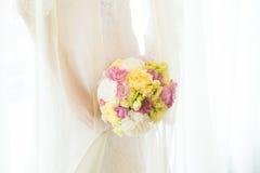 Ramo de la boda de la novia Foto de archivo