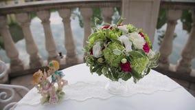 Ramo de la boda de la novia