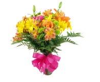 Ramo de la flor Imagenes de archivo