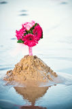 Ramo de la flor Imágenes de archivo libres de regalías