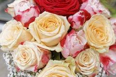 Ramo de la flor de la boda imagenes de archivo