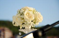 Ramo de la novia aislado Imagen de archivo libre de regalías