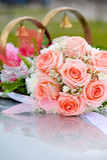 Ramo de las novias Fotografía de archivo libre de regalías