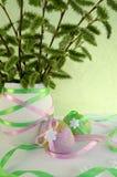 Ramo de Pascua Foto de archivo libre de regalías