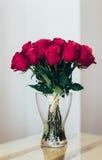 Ramo de rosas Foto de archivo