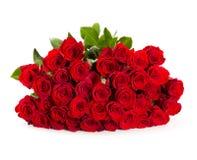 Ramo de rosas rojas Foto de archivo