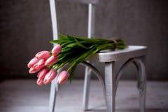 Ramo de tulipán fotografía de archivo