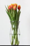 Ramo de tulipanes Foto de archivo