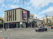 Ramo dei negozi Castro di modo della rete Immagine Stock