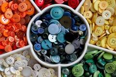 Ramo del botón Fotografía de archivo libre de regalías