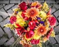 Ramo del otoño Imágenes de archivo libres de regalías