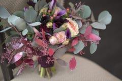 ramo elegante de flores Imagen de archivo