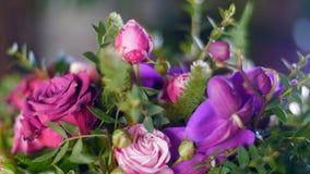 Ramo floral hermoso metrajes