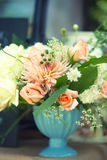 Ramo hermoso de flores Fotografía de archivo libre de regalías