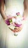 Ramo hermoso de la boda foto de archivo libre de regalías