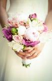 Ramo hermoso de la boda imagen de archivo libre de regalías