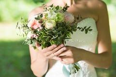 Ramo hermoso de la boda Imagenes de archivo