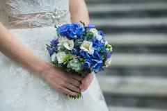 Ramo hermoso de la boda Fotos de archivo